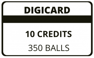10 Credit Digicard