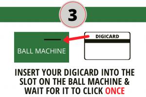 Insert your Digicard